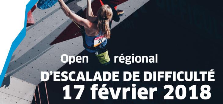 Open Régional de Difficulté Vétéran